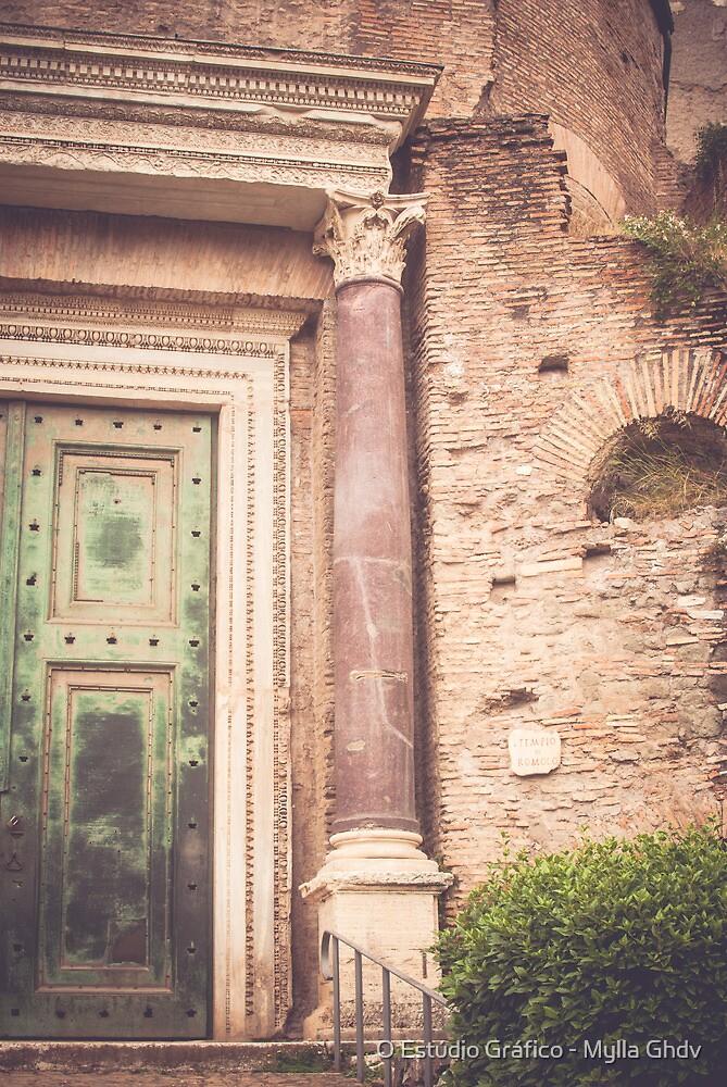 Foro Romano by Mylla Ghdv