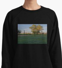 Grasslands at Golden Hour Lightweight Sweatshirt