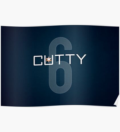 Cutty Poster