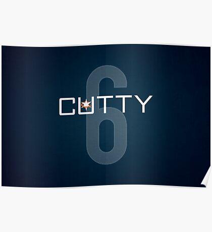 Cutty Poster