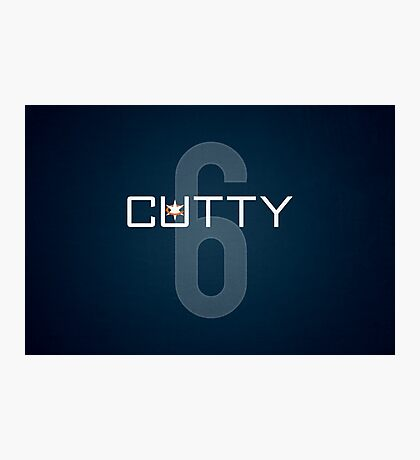 Cutty Photographic Print