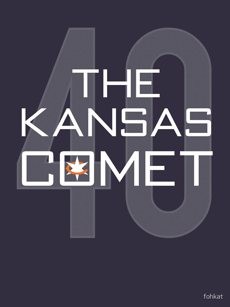 The Kansas Comet by fohkat