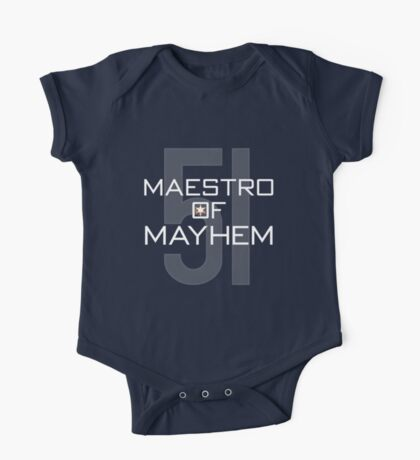 Maestro of Mayhem Kids Clothes