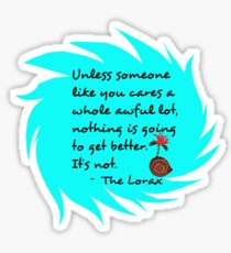 Unless Some One Like You Tosca Sticker