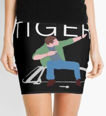 Supernatural - Eye of the Tiger Mini Skirt