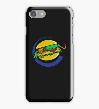 The Lion Burger King iPhone Case/Skin