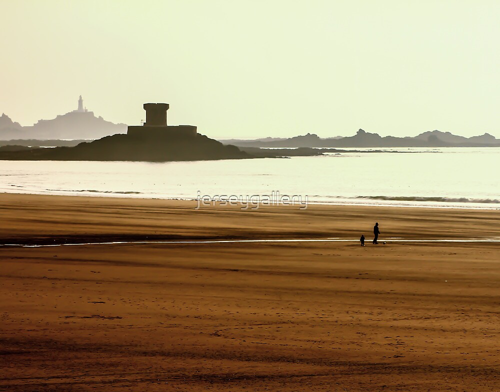 A view of Corbiere by Gary Power by jerseygallery