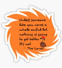 Unless Some One Like You Sticker