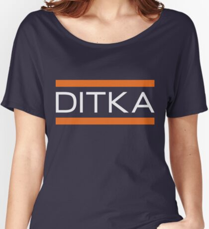 Ditka Women's Relaxed Fit T-Shirt