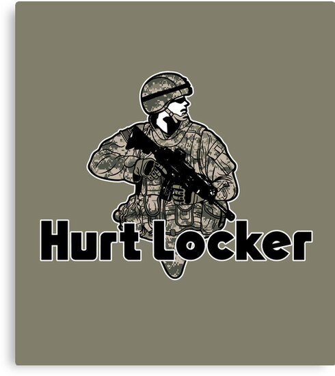 Hurt Locker by popnerd