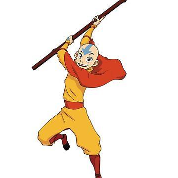 Avatar - Aang by lelandi2