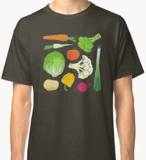 Eat Your Veggies! Classic T-Shirt
