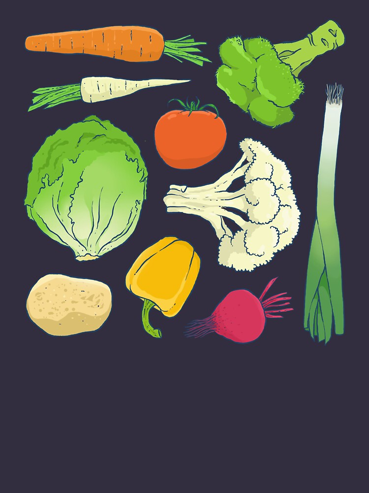 Eat Your Veggies! by headless