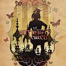 Mirabai Jasper's Butterfly Circus III by Bethalynne Bajema