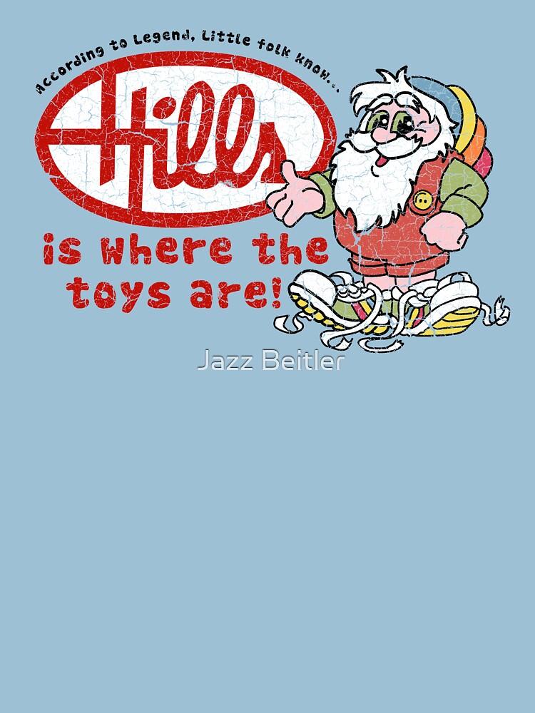 Hills ist, wo die Spielzeuge sind! von ImSecretlyGeeky