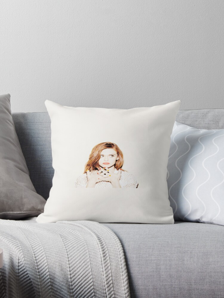 Holland Roden Pillow & Totes by iandreaaa