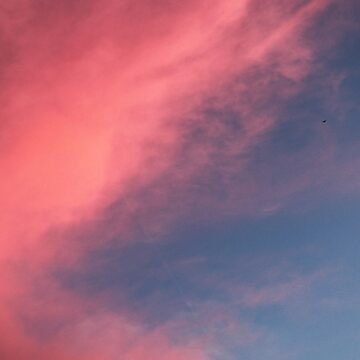Cotton Candy Sky by hogies
