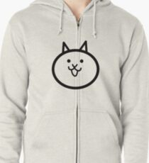 Battle Cat Zipped Hoodie