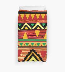 Native Ethnic Tribal Pattern Duvet Cover