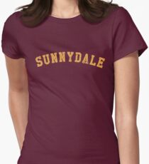 Sunnydale Women's Fitted T-Shirt
