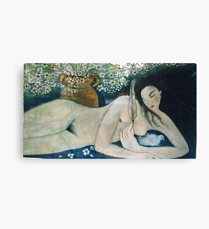 Artemis-  Canvas Print