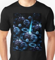 Stand Alone Complex - Abstract Fractal Artwork Unisex T-Shirt