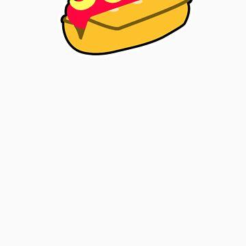 Twinkie Wiener Sandwich by deathpoodle