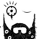 Make Beards Not War! von Steffen Remter
