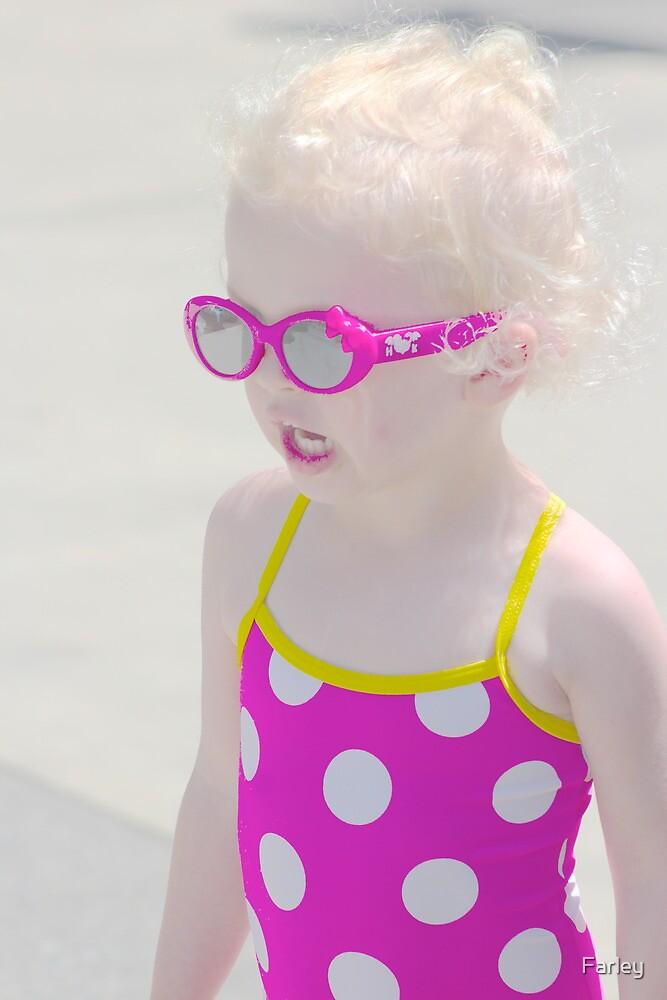 Summer splash by Farley