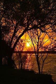 Sunset Over Uruguay  by JoEveritt