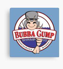 Bubba Gump Canvas Print