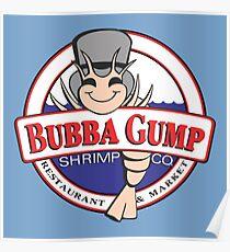 Bubba Gump Poster