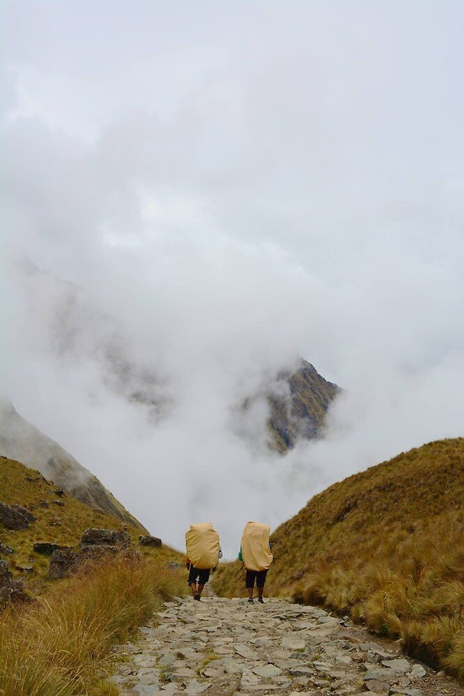 Inca Trail by JoEveritt