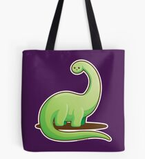 Cute Dinosaur Tote Bag