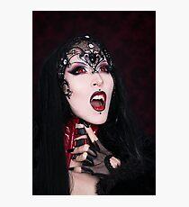 Vampirella Photographic Print