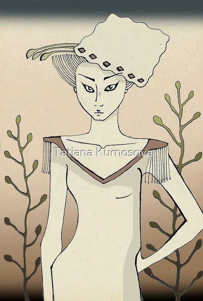 Confident beauty by Tatiana Kurnosova