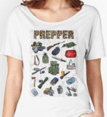 Prepper Women's Relaxed Fit T-Shirt