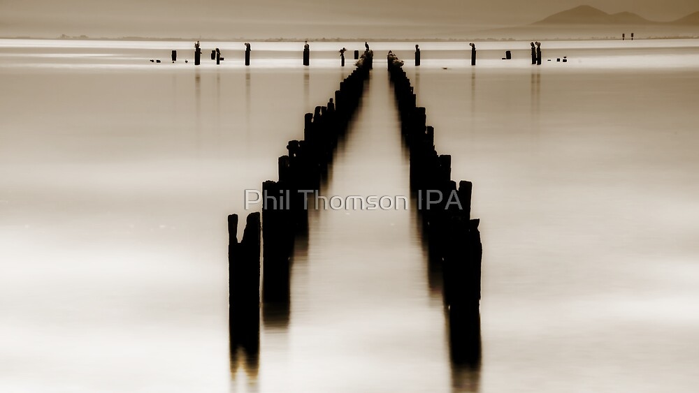 """Of Bygone Days"" by Phil Thomson IPA"
