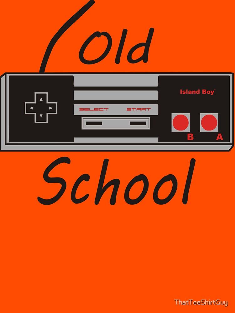 Old School by ThatTeeShirtGuy