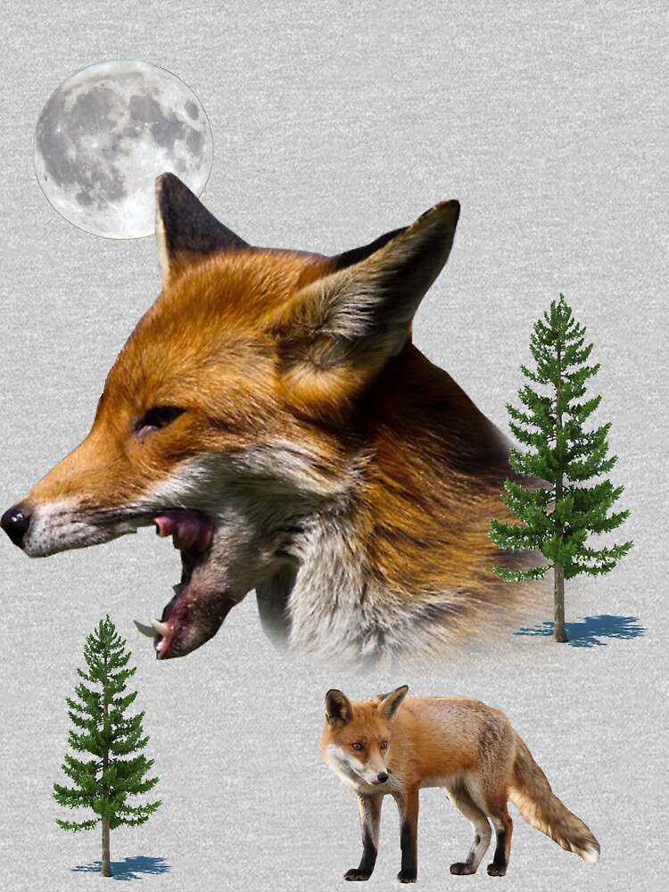 Fox Jumper by plantache