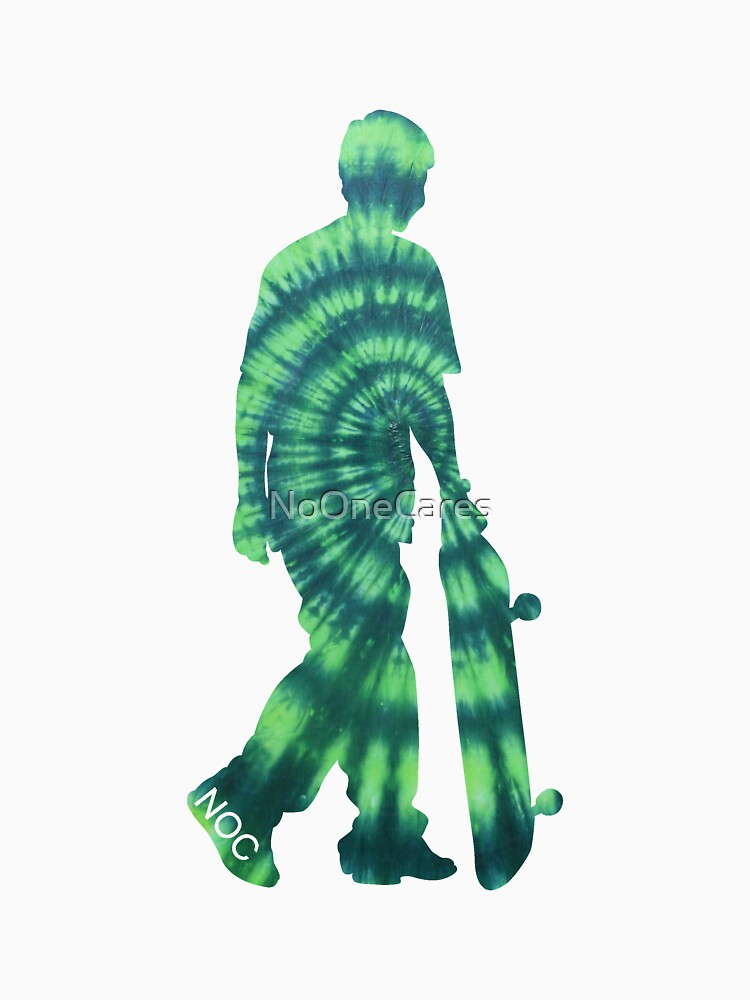 SKATER Green by NoOneCares