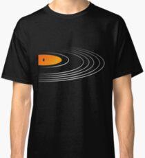 Musik Retro Schallplatte Classic T-Shirt
