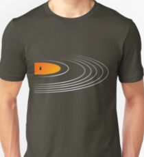 Music Retro Vinyl Record  T-Shirt