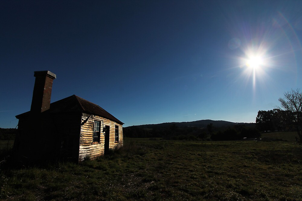 Old Miners Cottage by RobbieAlex