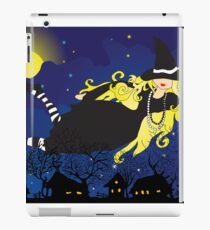 Blond Witch iPad Case/Skin
