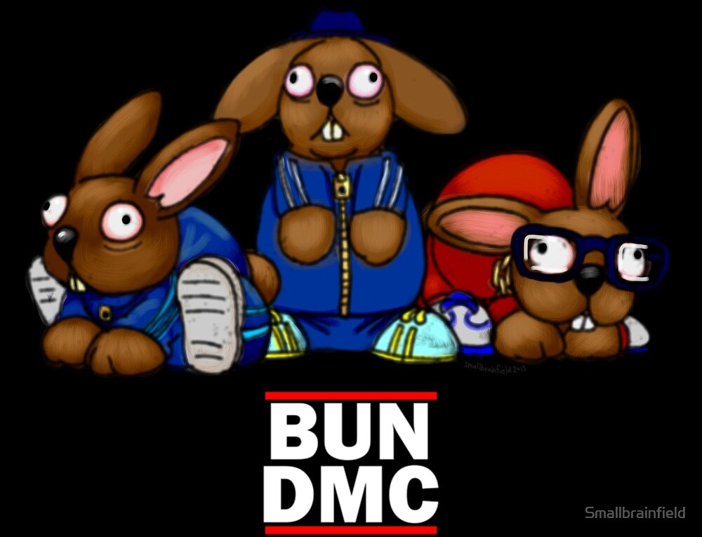 Bun DMC by Smallbrainfield