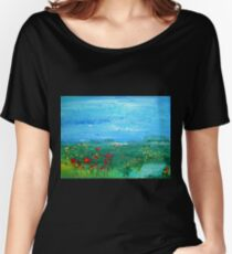 Meadow Pond Women's Relaxed Fit T-Shirt