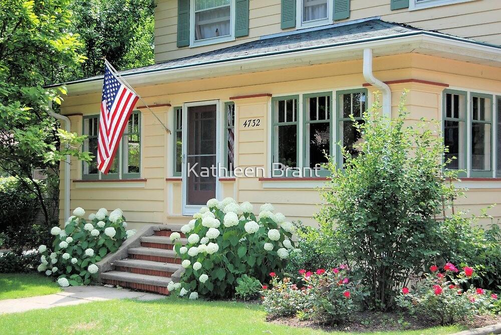 American Home by Kathleen Brant