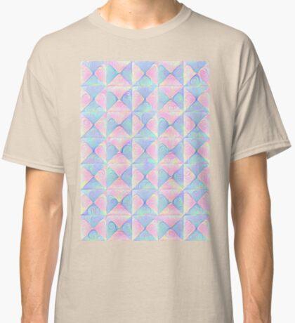 #DeepDream factures #art Classic T-Shirt
