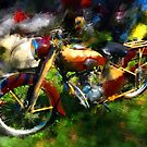 Motobecane Motoconfort series Z by jean-louis bouzou